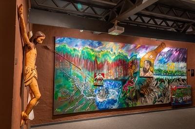 Invitan a exposición sobre Bartomeu Melià en el Museo del Barro