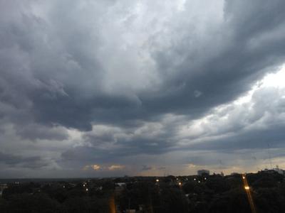 Alerta meteorológica para Alto Paraná, Canindeyú, San Pedro y otros departamentos