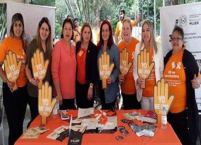 """""""UNITE"""" ofrece distintas actividades para concientizar sobre violencia contra la mujer"""