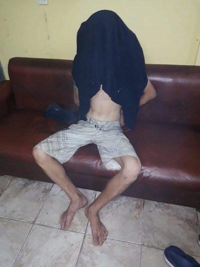 Detienen a menor que intentó robar en un local de CDE