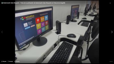 Jóvenes del Chaco accederán a herramientas tecnológicas con apoyo estatal