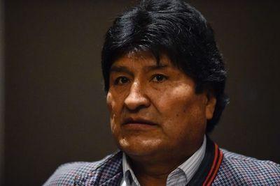 """Gobierno de Bolivia denuncia penalmente a Morales por """"sedición y terrorismo"""""""