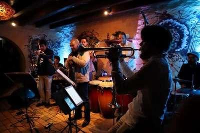 Los Panas, en el 'Jazz al Este'