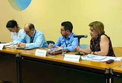 Ministra Bareiro participó de seminario de acceso a la justicia constitucional