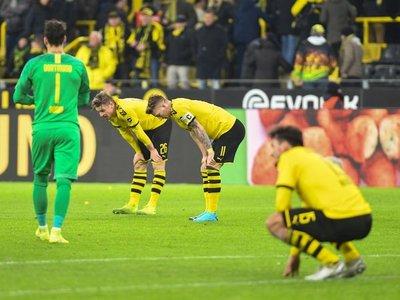 Reus salva un punto agónico para el Dortmund ante el colista
