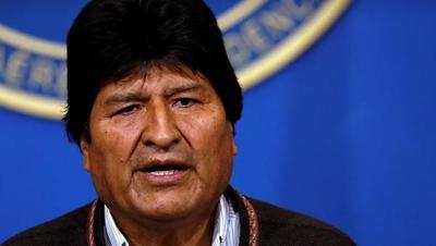 """Evo Morales pidió elecciones en Bolivia """"con nuevos jugadores"""""""