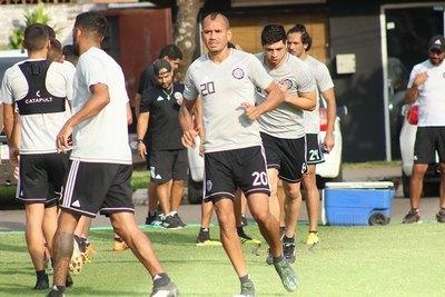 Garnero confirmó el once titular de Olimpia para el clásico