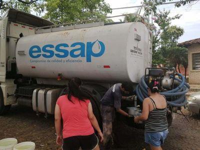 Desabastecimiento dejó a unos 40.000 usuarios sin agua