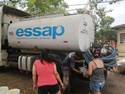Falta de agua evidencia que Essap no se preparó para este verano
