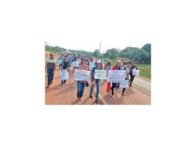 Arroyitenses piden agilizar la intervención en la Municipalidad