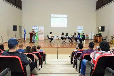 Municipalidad y Servicio Nacional de Catastro realizaron audiencia pública en CDE