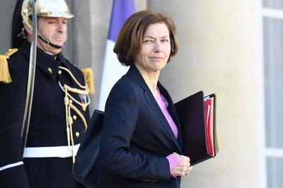 Ministra francesa de Defensa critica la inacción de EEUU en Oriente Medio