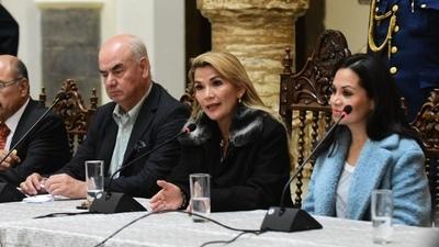 Anuncian acuerdo parlamentario para llamar a nuevas elecciones en Bolivia