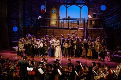 """""""Universo Océano"""", doble propuesta de ópera en el BCP"""
