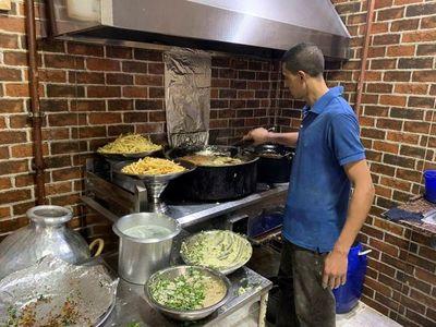 Falafel, la estrella culinaria de Oriente Medio