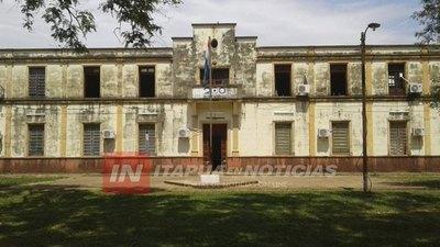 CNEL. BOGADO: AGUARDAN URGENTE REPARACIÓN DE HISTÓRICO COLEGIO