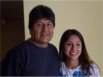 Los hijos de Evo Morales salieron de Bolivia rumbo a Argentina