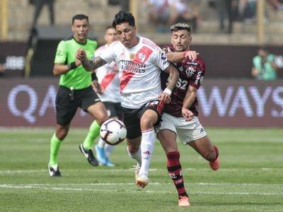"""Flamengo encontró """"el gol por errores nuestros"""""""