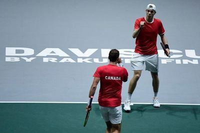 Canadá es finalista de la Copa Davis