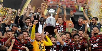 Flamengo se coronó campeón de la Copa Libertadores