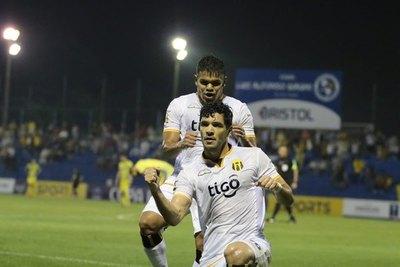 Guaraní recibe a Capiatá