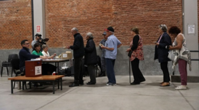 Uruguayos votan para elegir a su próximo presidente