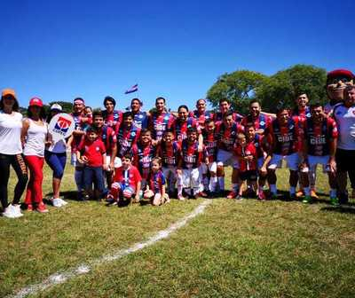 Cerro gana el clásico de La Lupa en Paraguarí