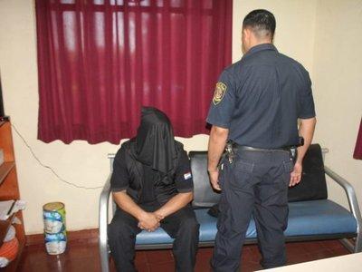 Aprehenden a un hombre por violencia familiar en Santa Rita