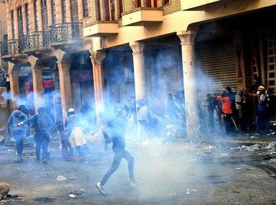 Se elevan a 340 los muertos en las protestas en Irak