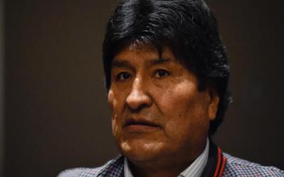 Ministro del Interior de Bolivia prometió encarcelar a Evo Morales