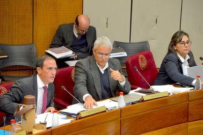Senado buscará ajustar PGN a lo fijado por la Comisión Bicameral