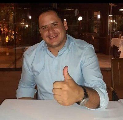 Oscar Meza buscará ocupar sillón de la intendencia de CDE