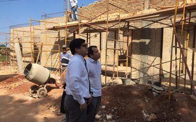 Avanzan obras de revitalización en Hospital Distrital de Hernandarias