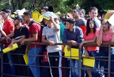 Para el miércoles estarán informes de ISEPOL tras solicitud de suspensión de exámenes