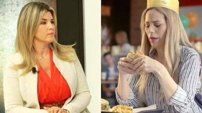 """HOY / Clara Franco revela desprecio en Tv de Cynthia Tarragó: """"Me retó, dejá de comer"""""""