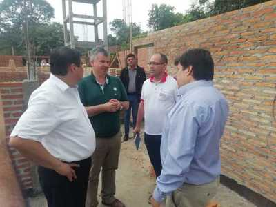Proyectan centro de rehabilitación del Senadis en Pilar