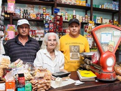 Ña Chiquita, la abuela más querida de Tacumbú
