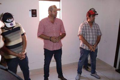 "Juez dispone prisión preventiva de imputados por fuga de ""Samura"""