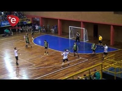 ENCARNACIÓN CAMPEÓN NACIONAL EN HANDBALL U20 Y U21