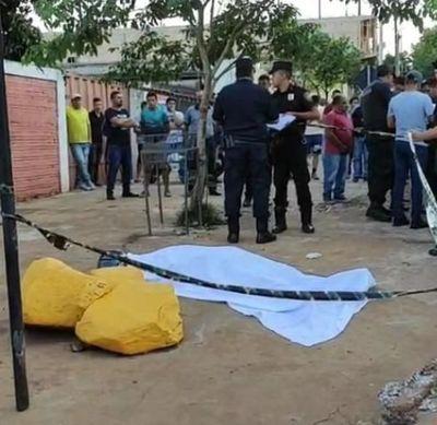 Asesinado CDE: ¿Robo o sicariato por venganza?