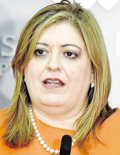 Solicitarán juicio político a  la fiscala Sandra Quiñónez