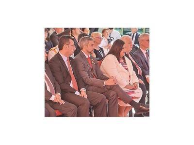 Mario Abdo no quiere politizar procesos