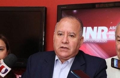 """Filátiga considera """"ridícula"""" acusación de la justicia brasileña contra Cartes"""