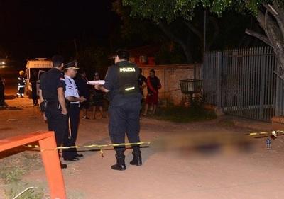 Hincha del Sportivo Luqueño es asesinado a balazos