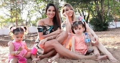 El encuentro entre Marilina Bogado y su hermana Mariela