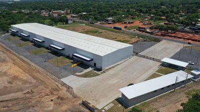 Abren moderno parque logístico en Ypané