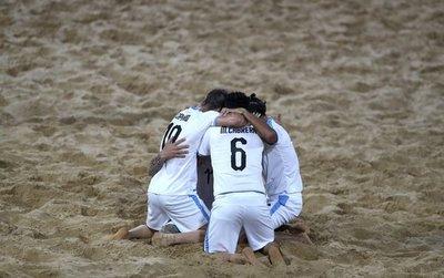Italia y Uruguay se meten en cuartos a costa de México y Tahití