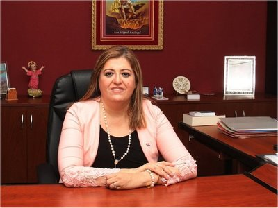 Funcionarios agremiados salen en defensa de Sandra Quiñónez