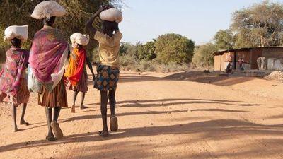 El estrés ambiental afecta negativamente a las mujeres en África y Asia