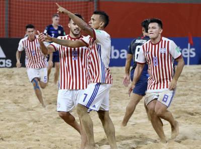 Compacto: EE. UU. 1-5 Paraguay